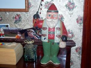 Fisherman Santa