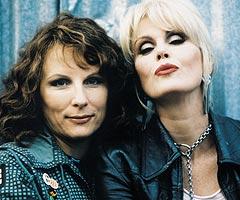 Edina Monsoon and Patsy Stone
