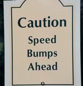 speedbumpsahead