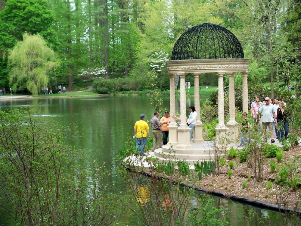 Longwood Gardens, May 2007
