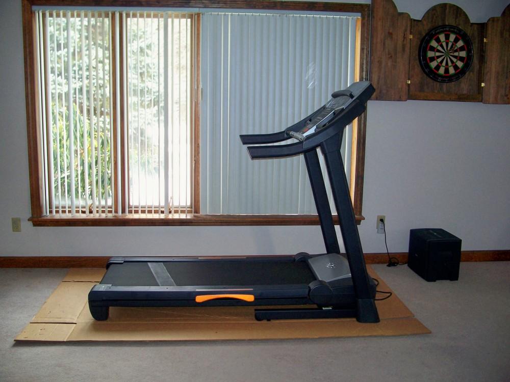treadmill 19 Jan 2011