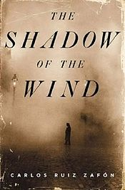 The Shadow of the Wind - book cover