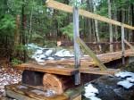 bridge with brook