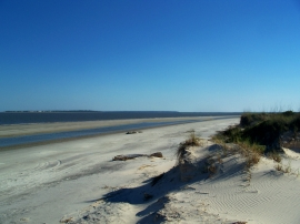 South dunes beach, JI, 25 April 2012