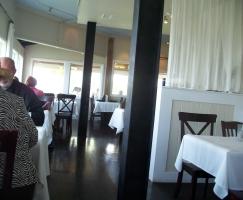 dining at Coastal Kitchen, SSI, 23 April 2012
