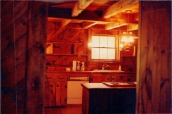 kitchen in house in 1995