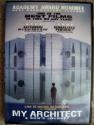 My Architect dvd